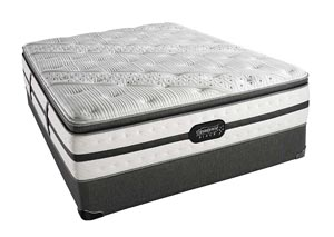 Beautyrest Black Evie Pillow Top Luxury Firm Twin XL Mattress