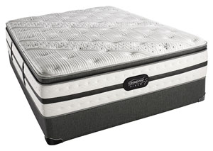 Beautyrest Black Evie Pillow Top Plush Twin XL Mattress
