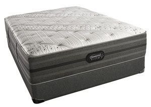 Beautyrest Black Hope Plush Queen Mattress