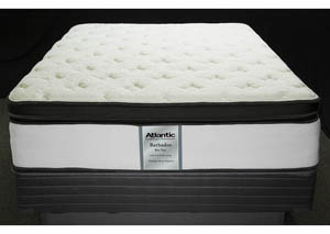 Barbados King Foam Encased/Box Top Mattress