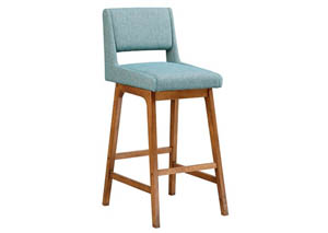 Boomerang Counter Stool