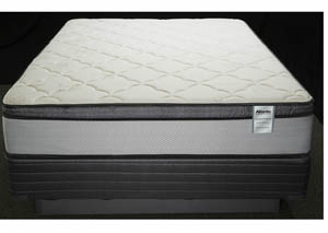 Grand Cayman Twin XL Foam Encased/Aloe Cover Mattress