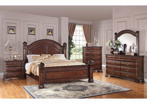 Isabella 9 Drawer Dresser