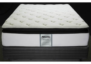 Nantucket Twin Quant Ind Coil/Quilt Gel Mattress