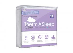 Therm-A-Sleep Cloud Queen Mattress Protector