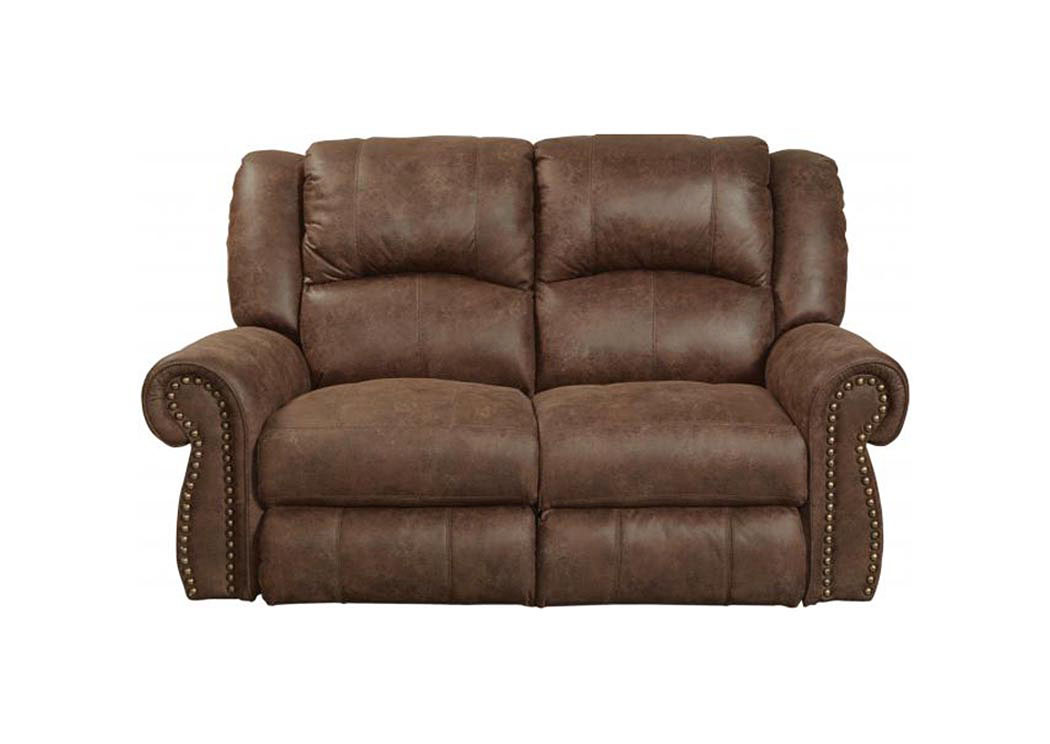 Westin Tanner Rocking Reclining Loveseat,ABF Catnapper