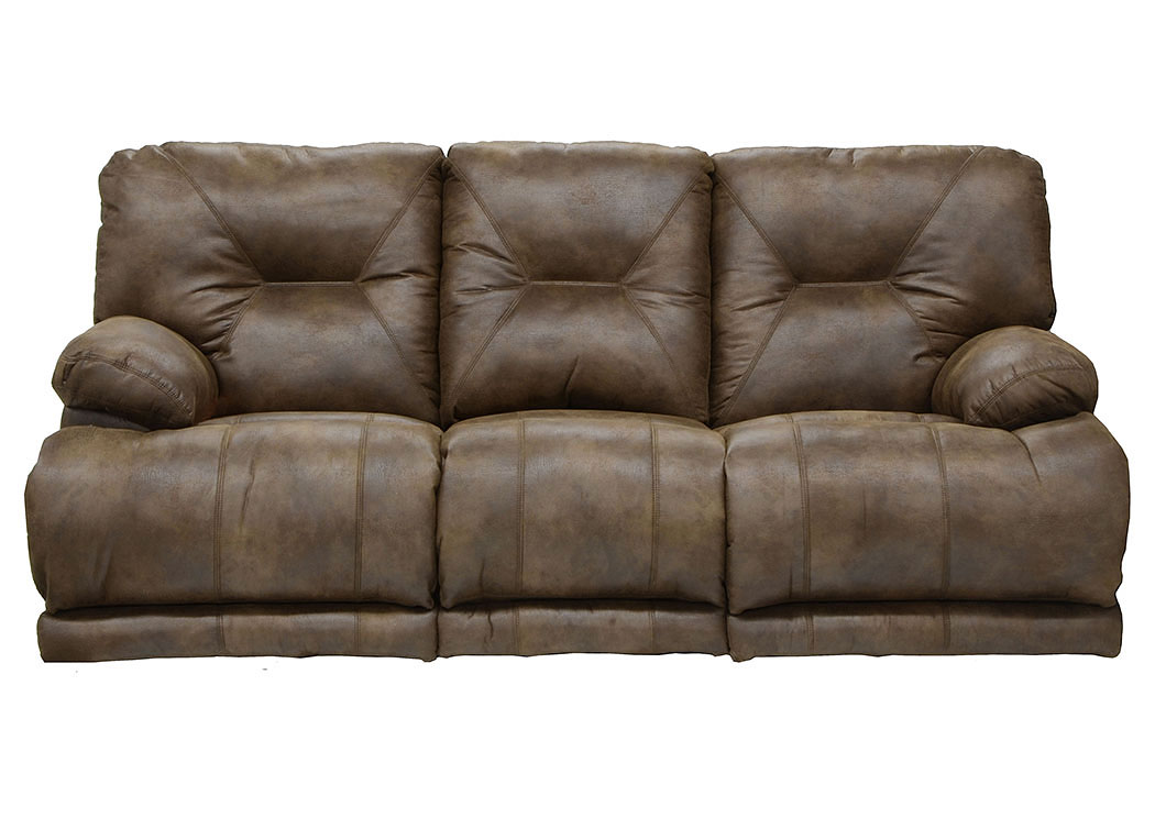 Adams Furniture And Appliance Voyager Elk Lay Flat Reclining Sofa W 3x Recliner Table