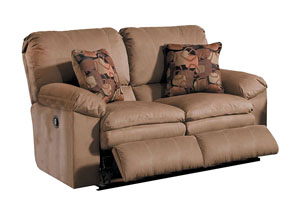 Impulse Cafe/Espresso Reclining Loveseat