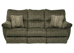 Gavin Foliage/Herb Reclining Sofa