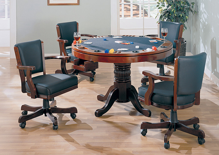 Game Table,Coaster Furniture