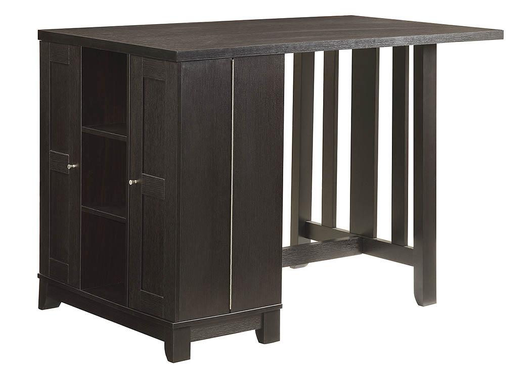 Harlem Furniture Red Bar Table