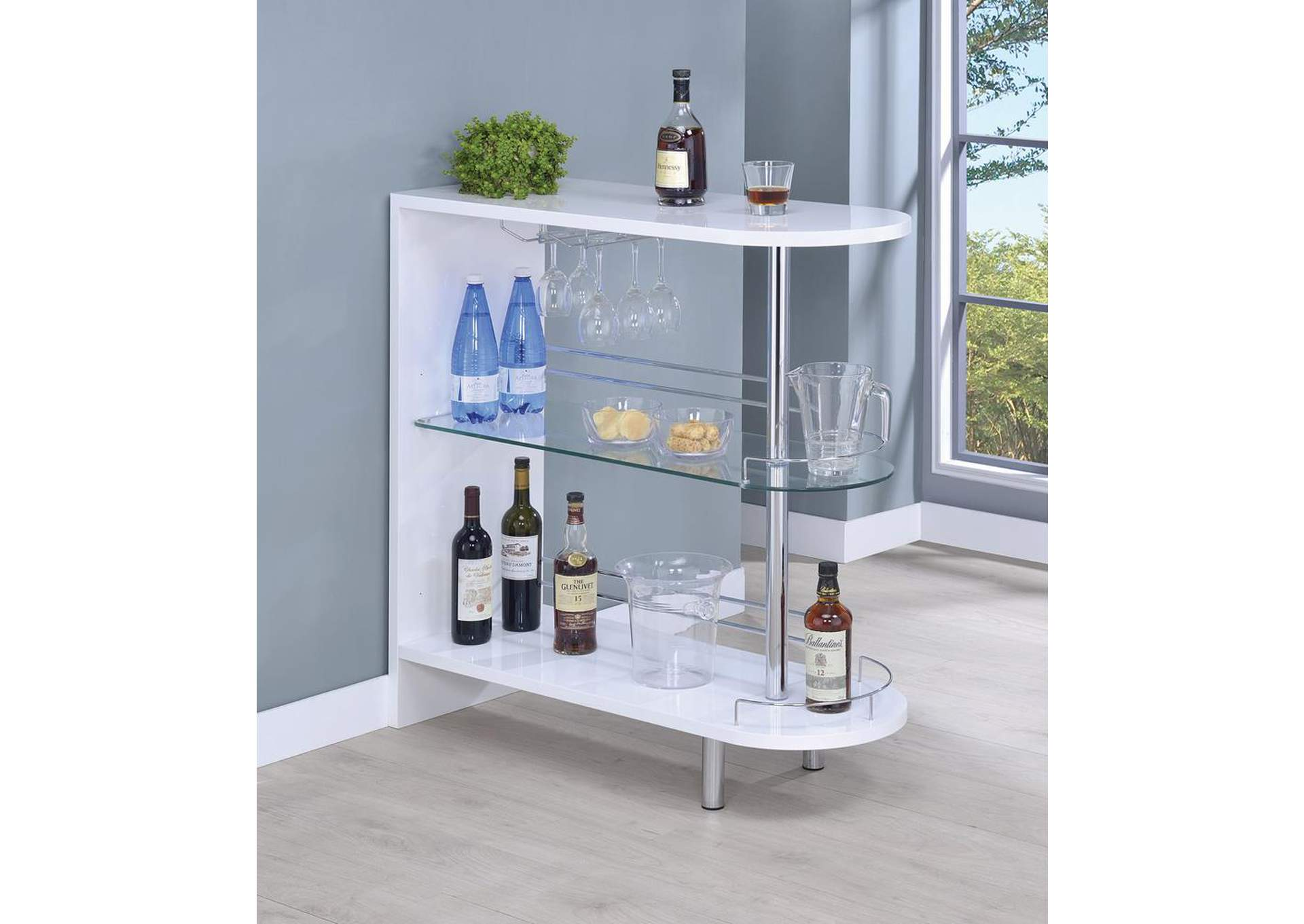 Lovely Bar Table,Coaster Furniture