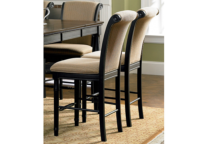 24in H Bar Stool (Set of 2),Coaster Furniture