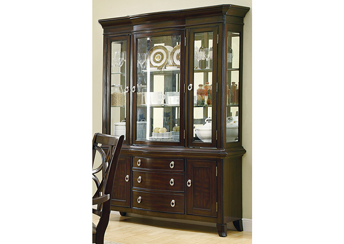 Discount furniture stores in miami key largo to key west pembroke pines espresso buffet hutch for Key largo buffet