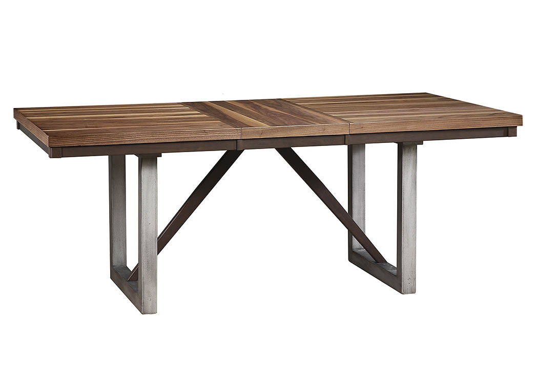Foothills Family Furniture Espresso Dining Table
