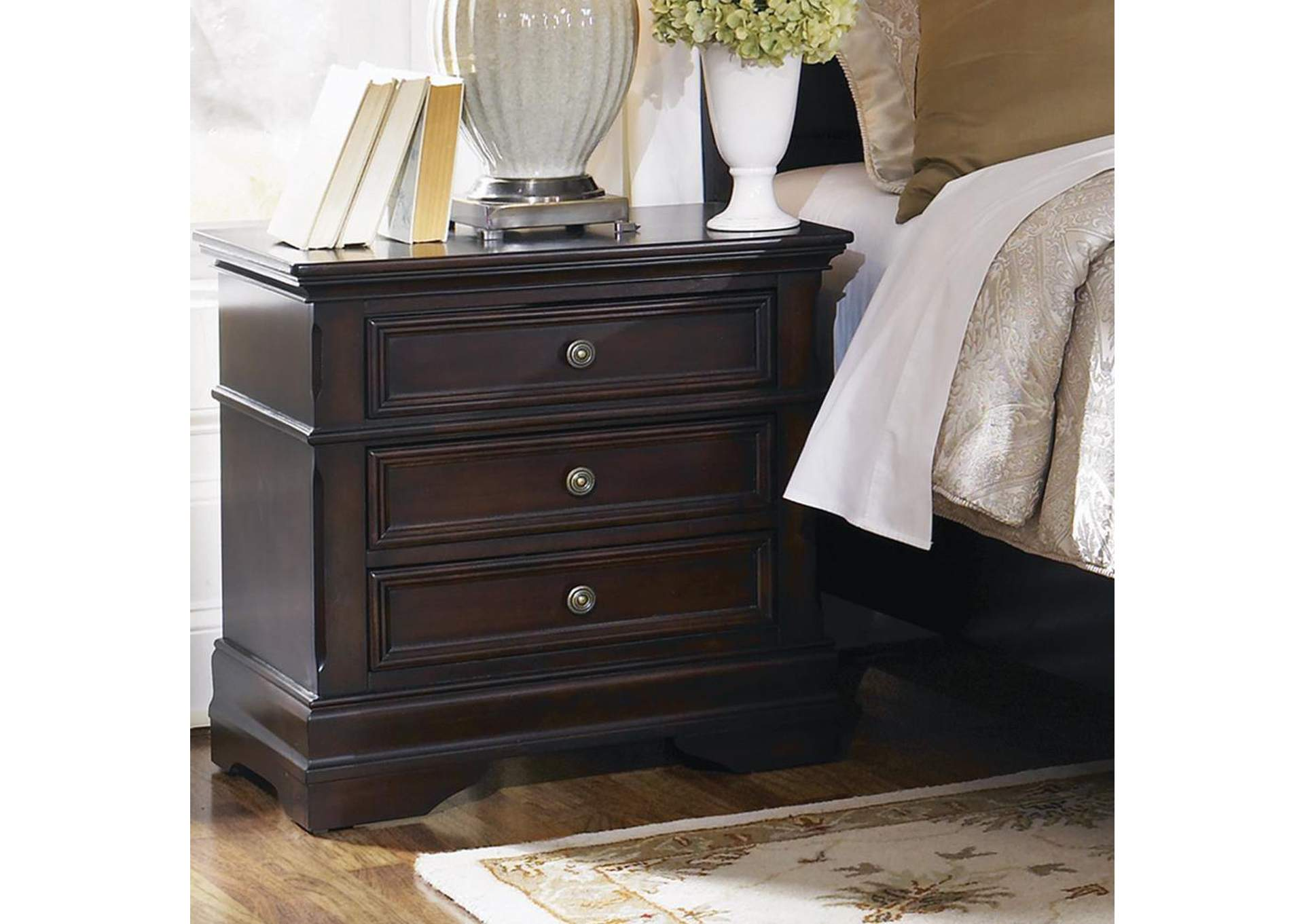 Brothers Fine Furniture Cambridge Nightstand