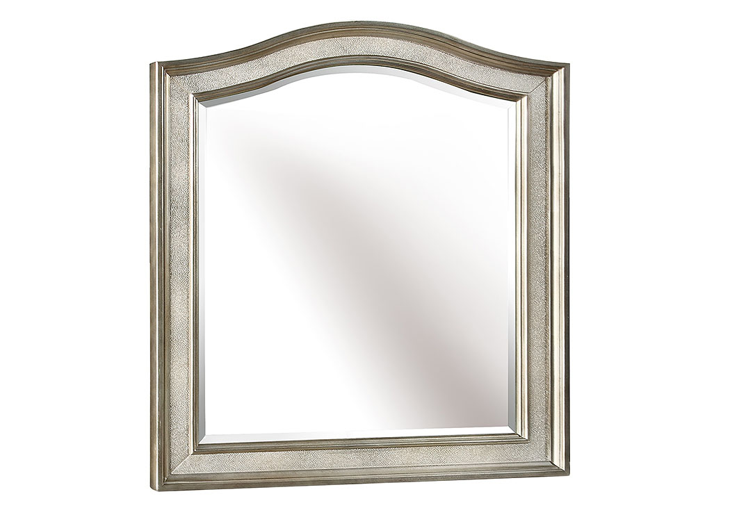 Charmant Overstock Furniture   Langley Park, Catonsville, Alexandria U0026 Lanham  Metallic Platinum Vanity Mirror