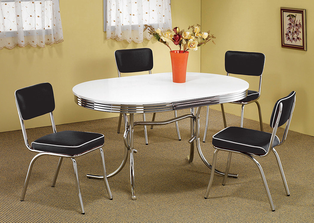 Hot Buys Furniture Snellville Ga Oval Retro Dining
