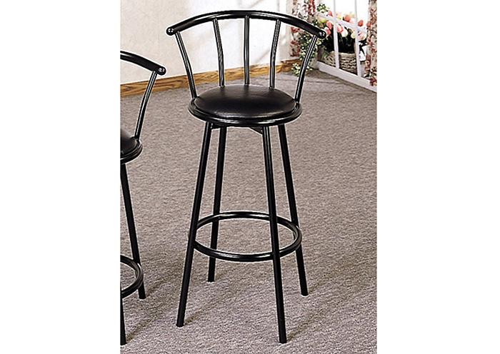 Satin 29in Bar Stool (Set of 2),Coaster Furniture