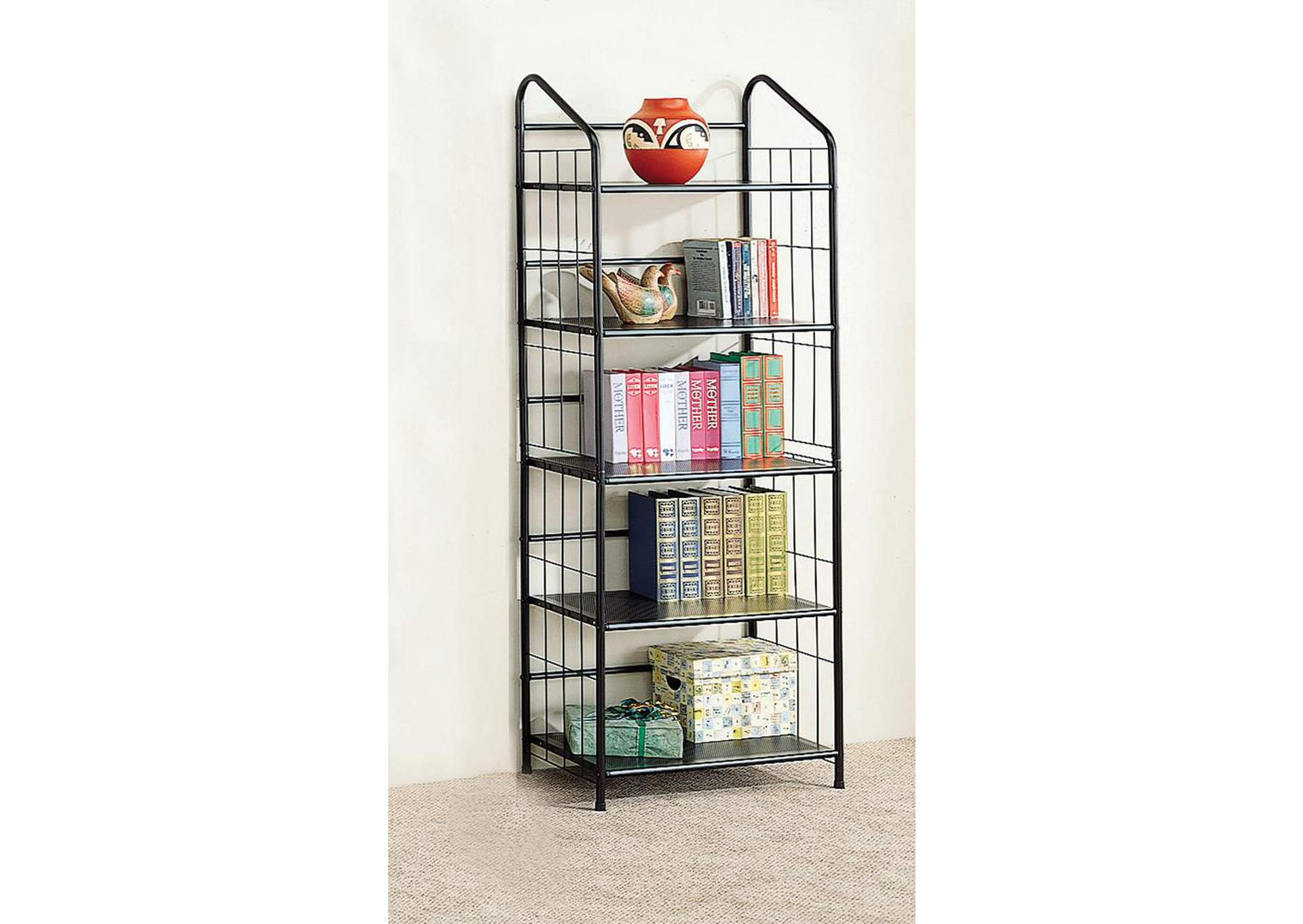 Bookcase,Coaster Furniture
