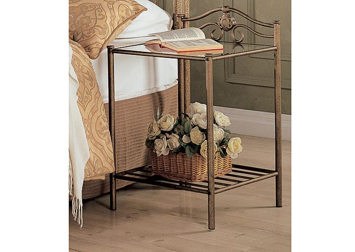 Compass Furniture Night Stand