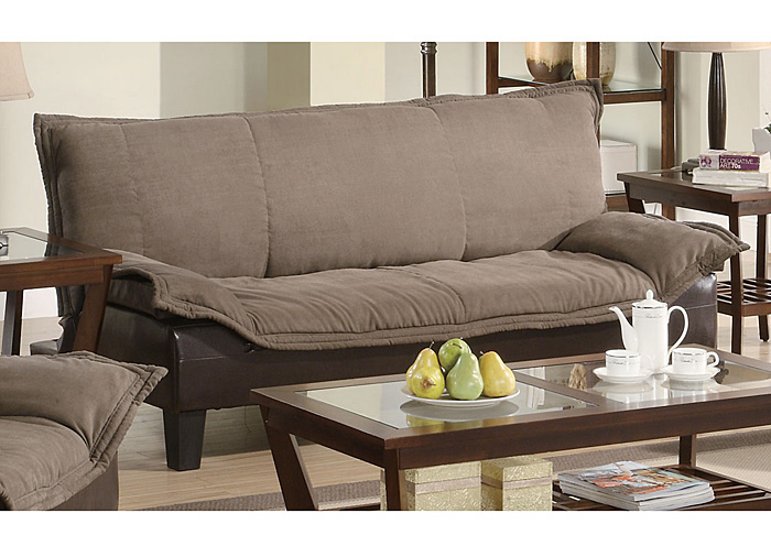 Austin's Couch Potatoes | Furniture Stores Austin, Texas Brown Sofa