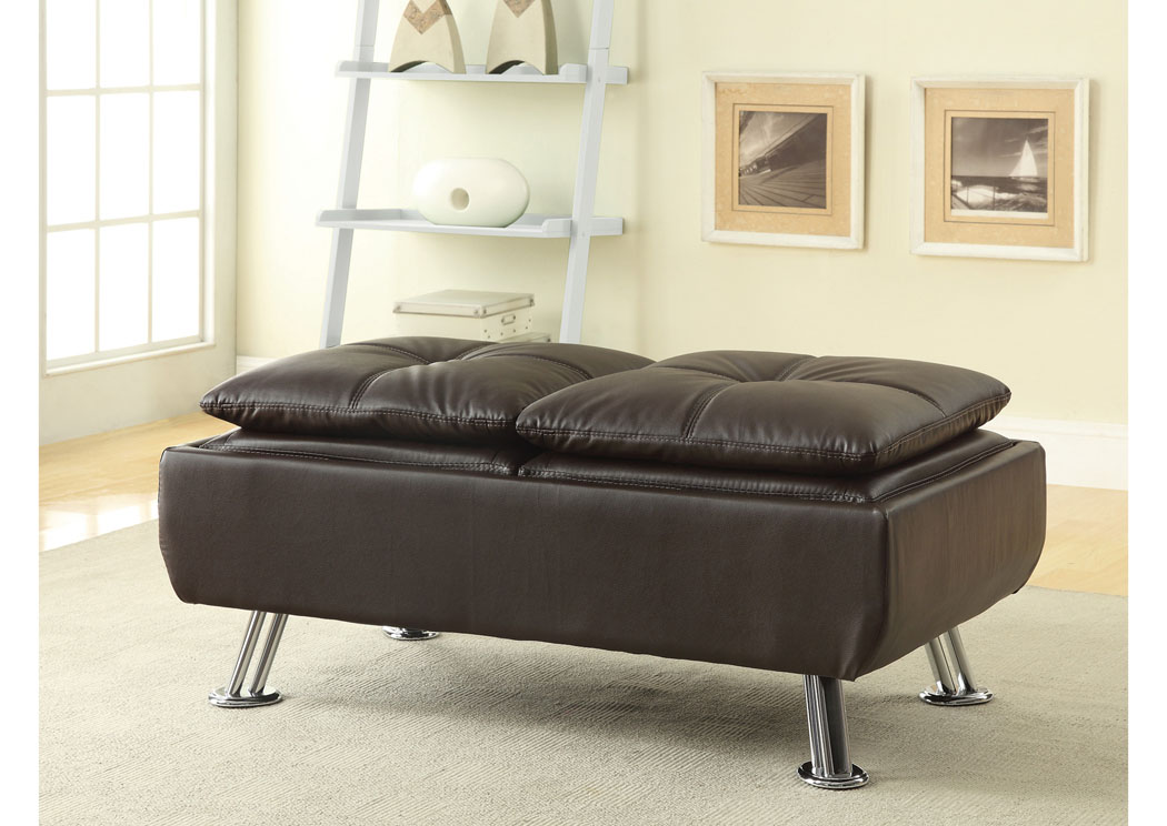 Brown Ottoman,Coaster Furniture