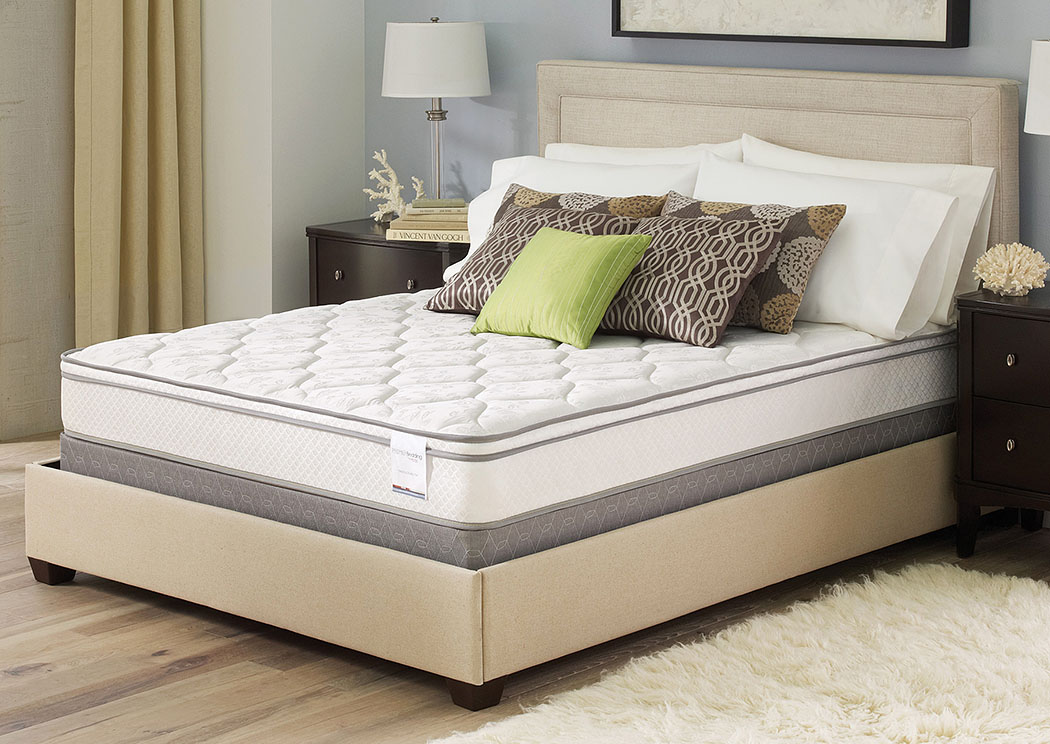 Trestles Euro Top Queen Mattress,ABF Coaster Furniture