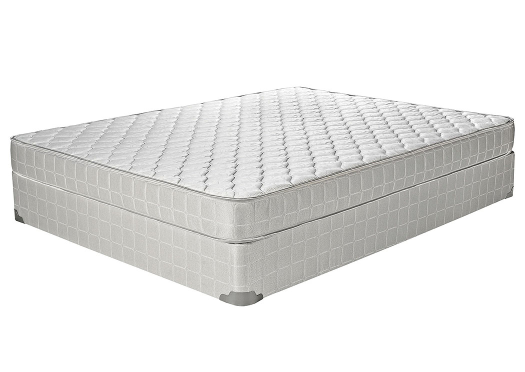 Comfy Furniture Il 6 Full Size Santa Barbara Foam Mattress