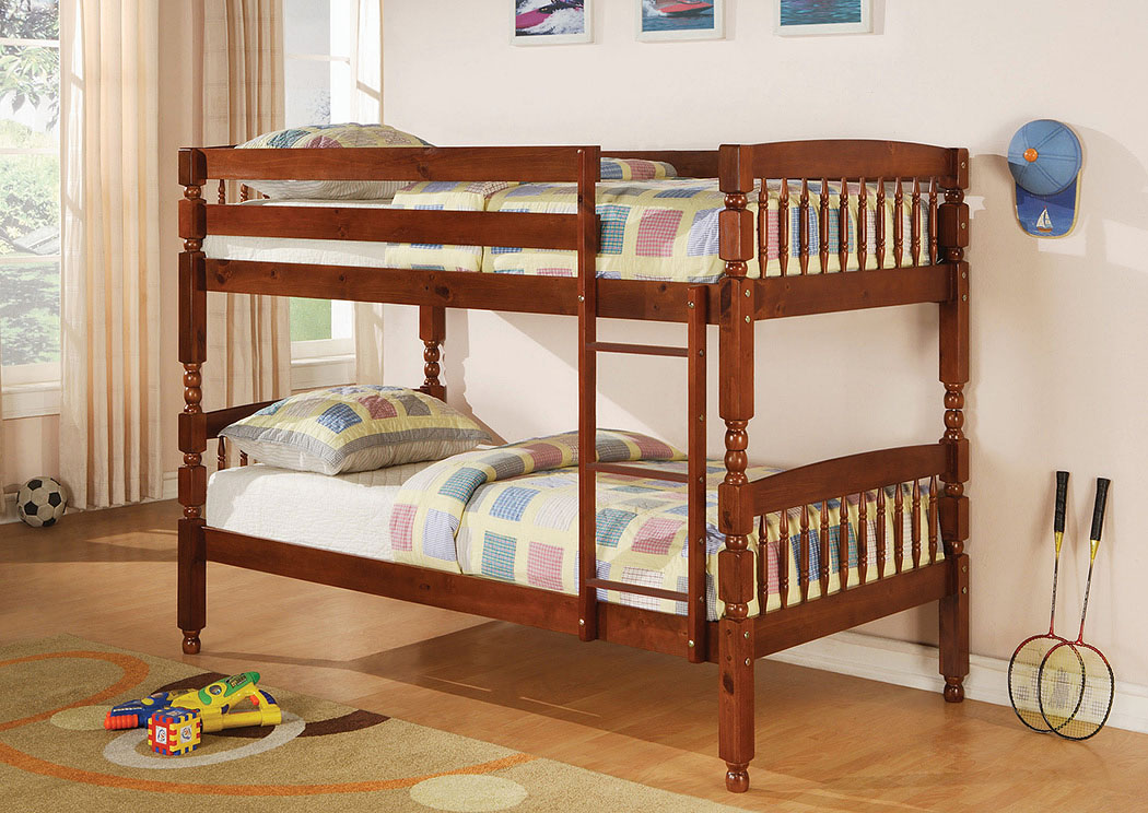 Find Outstanding Furniture Deals In Arlington Heights, IL Twin/Twin Bunk Bed