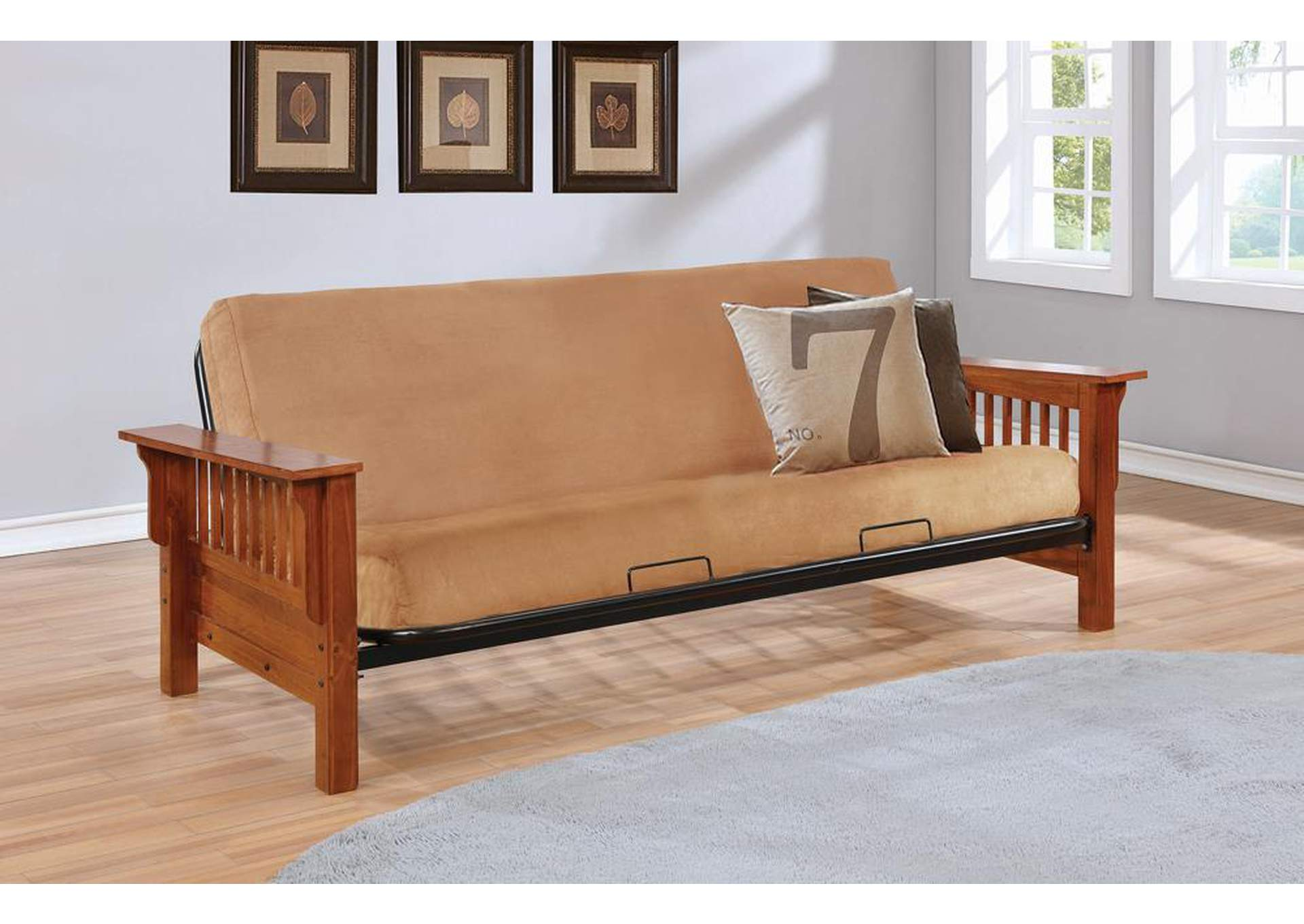 Solid Futon Frame,Coaster Furniture