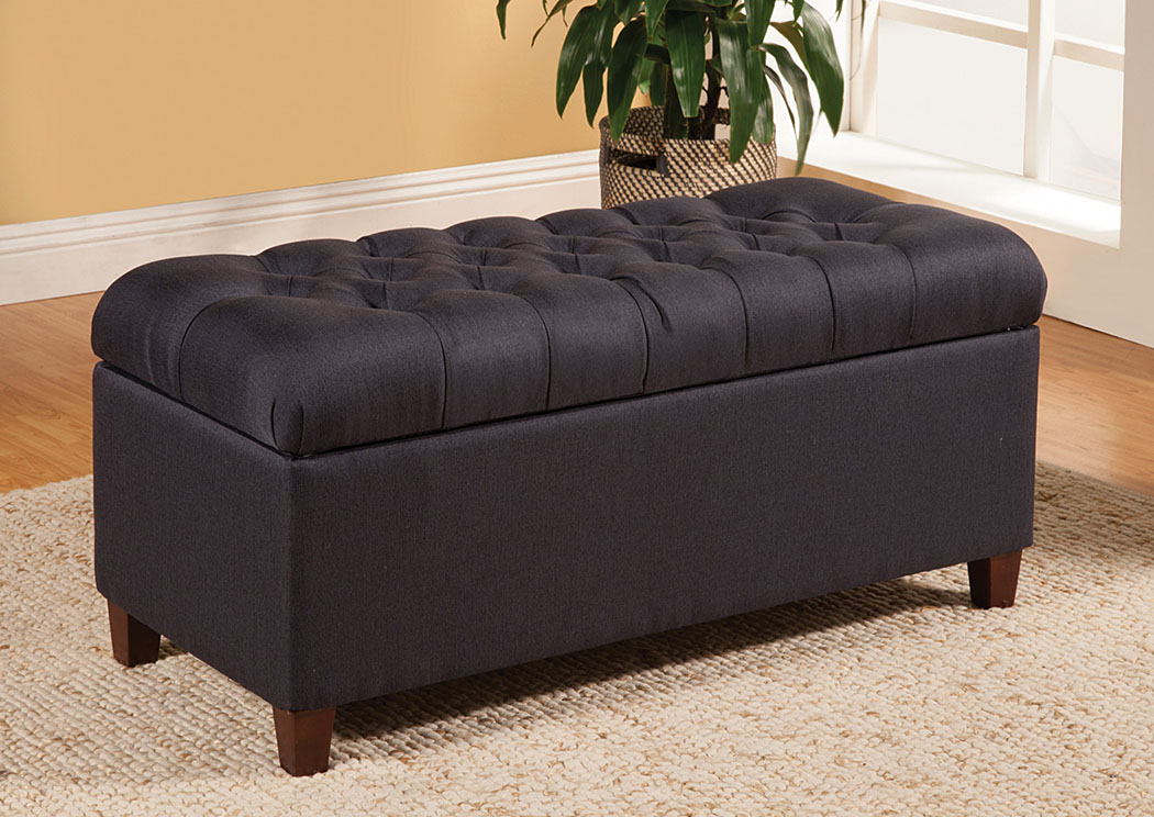 Navy Bench,ABF Coaster Furniture