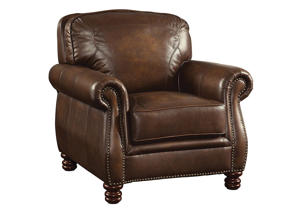 Brothers Fine Furniture Brown Chair