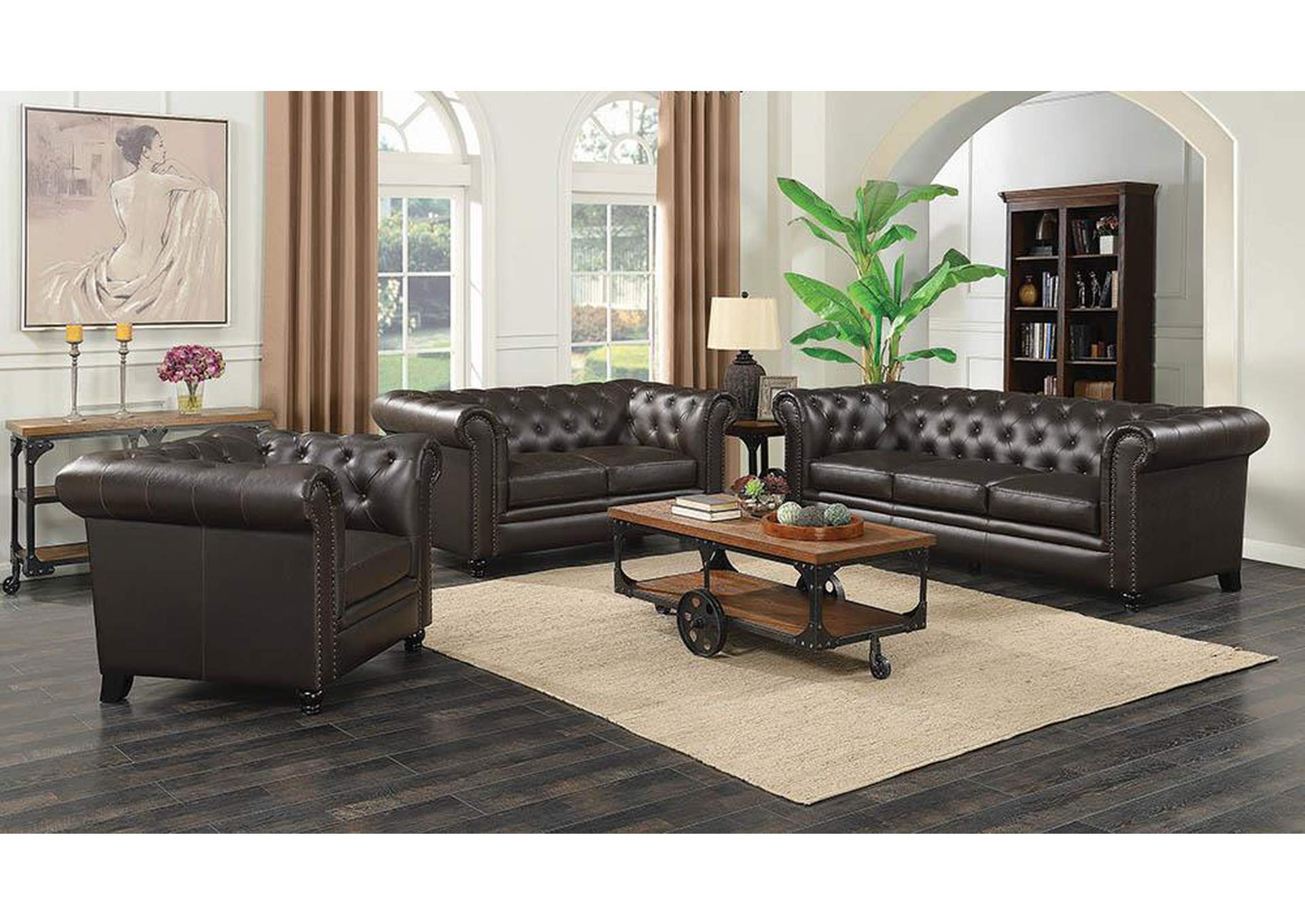 Furniture Outlet Chicago Llc Chicago Il Roy Brown Chair
