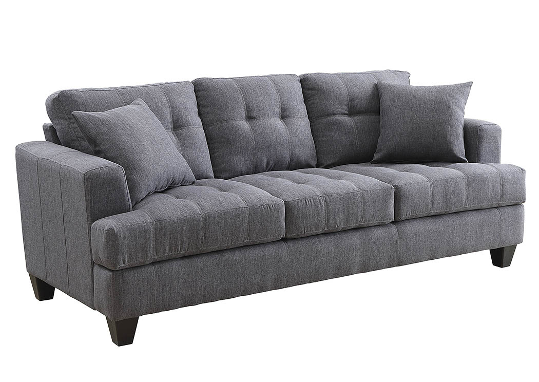 Furniture Outlet Chicago Llc Chicago Il Charcoal Sofa