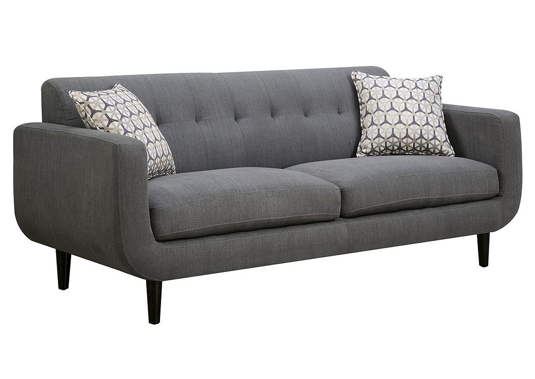 209597 Grey Sofa