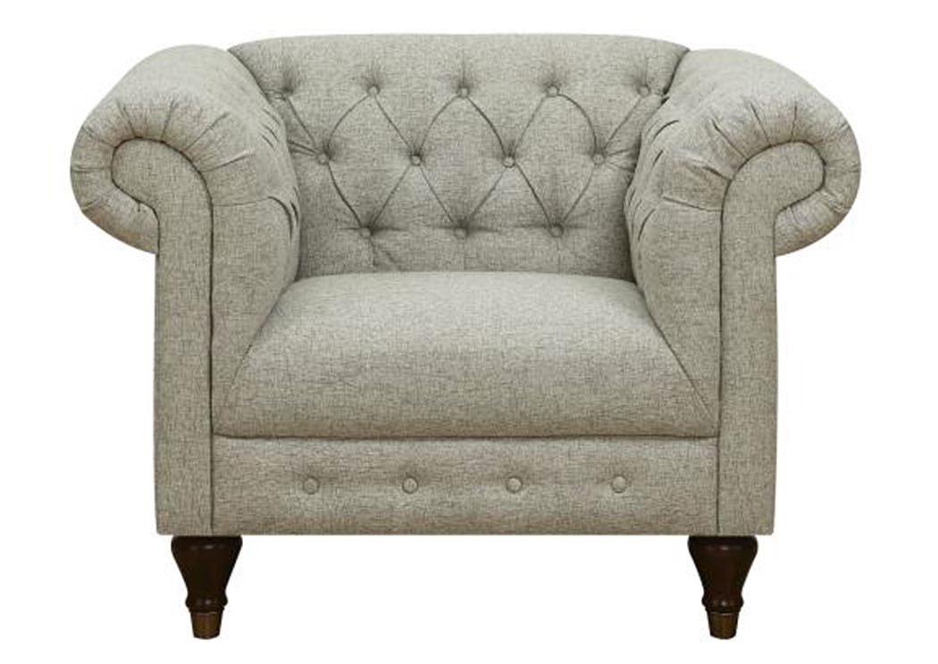 National Furniture Outlet Westwego La Beige Chair