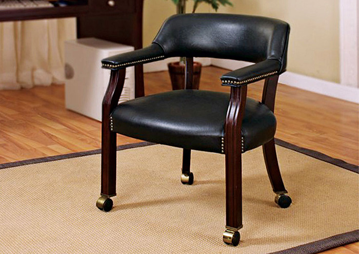 Black Office Chair,Coaster Furniture
