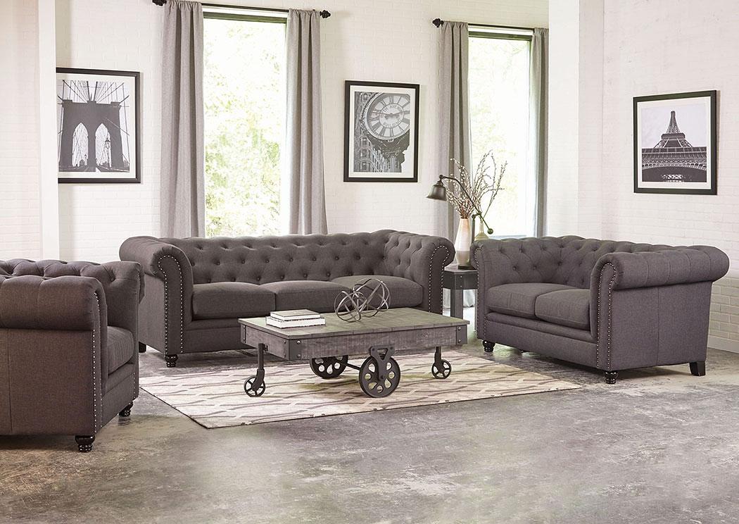 National Furniture Outlet Westwego La Grey Chair
