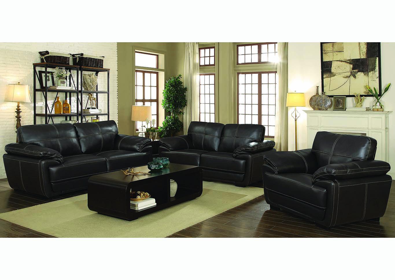 National Furniture Outlet Westwego La Black Sofa Loveseat
