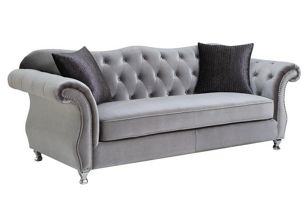 Chromed Sofa,Coaster Furniture