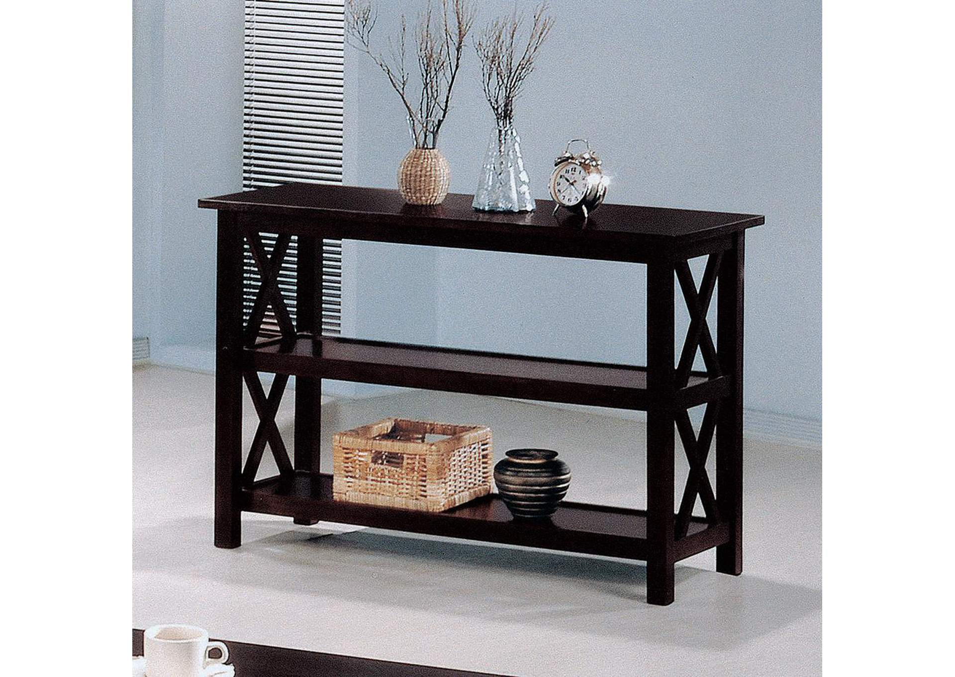 Brothers Fine Furniture Sofa Table