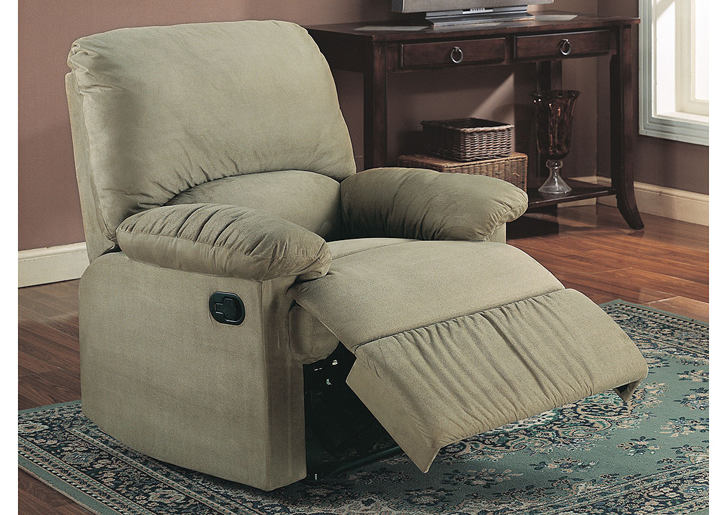 Sage Recliner,Coaster Furniture
