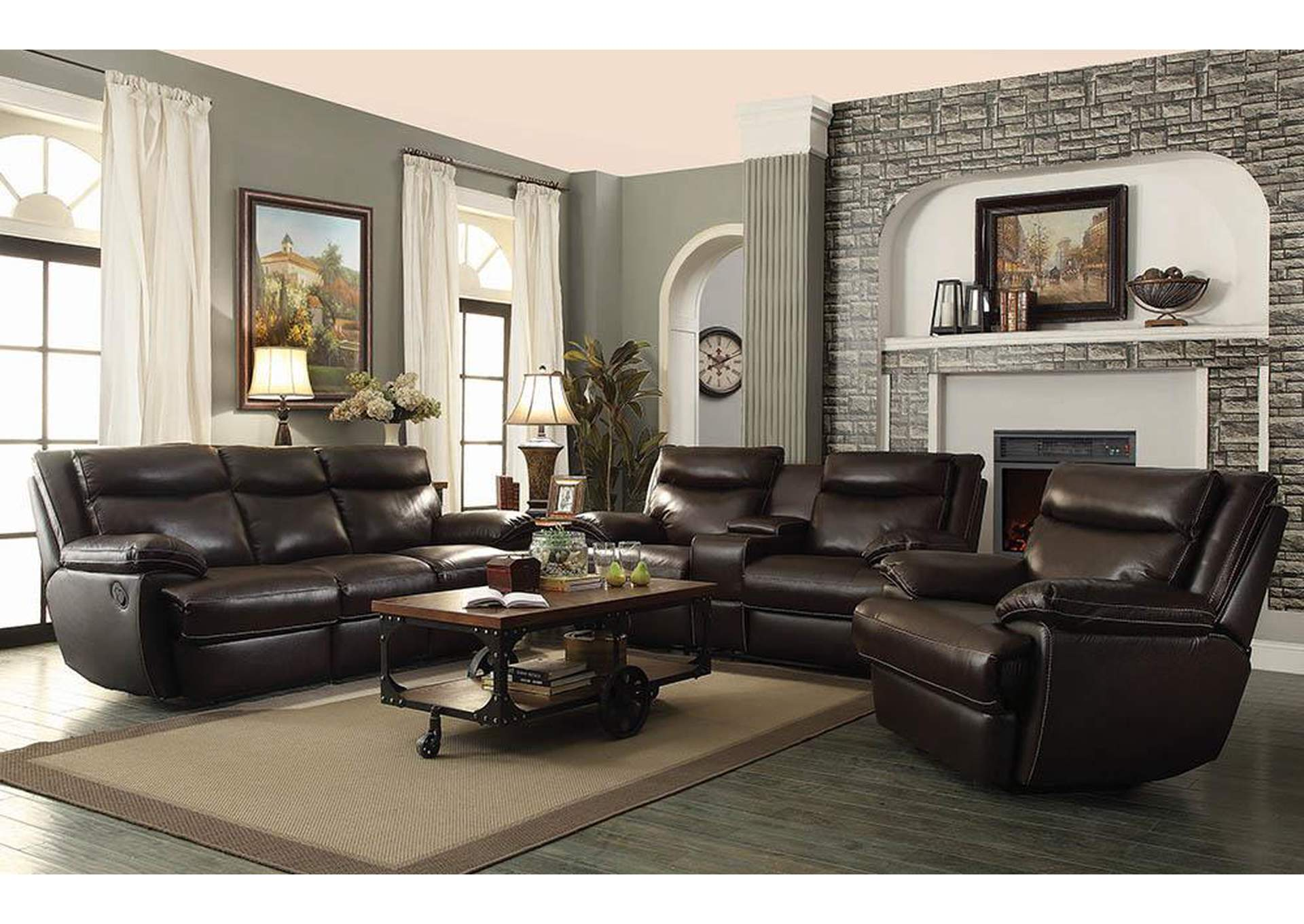 Best Home Furniture Outlet Vineland Nj Brown Reclining Loveseat
