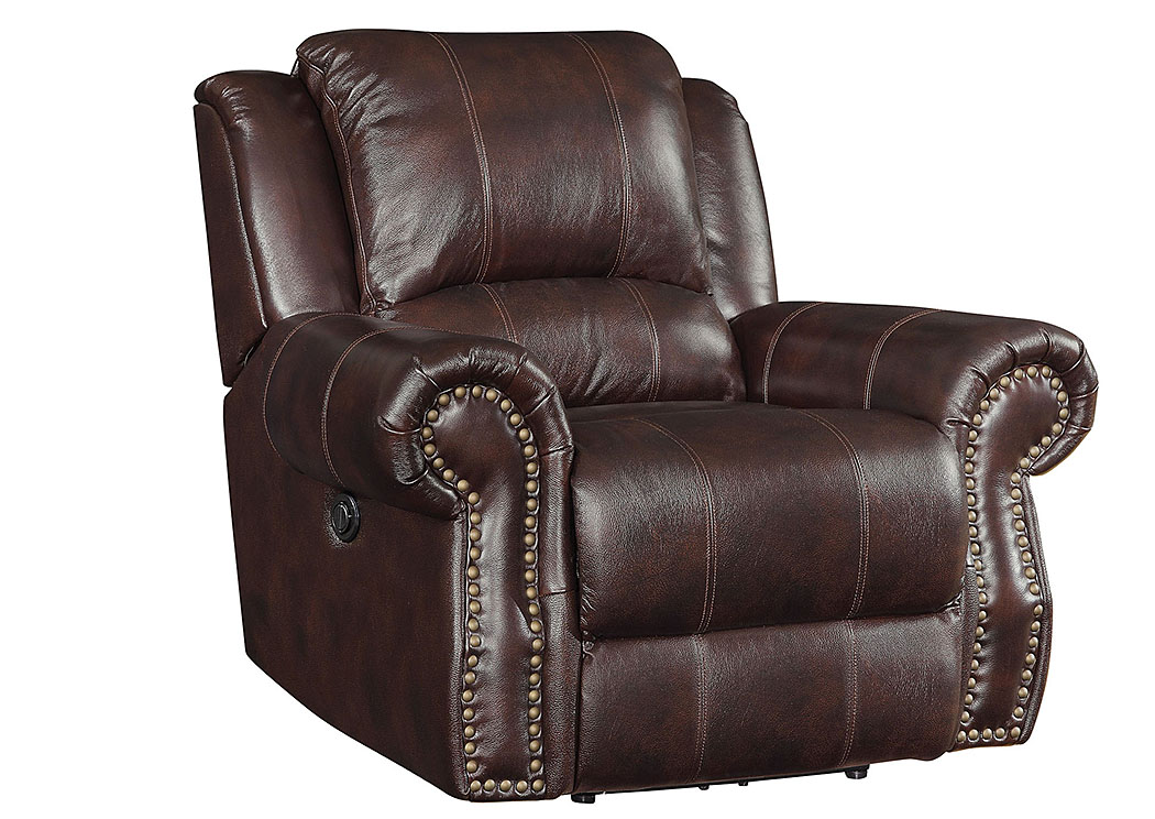 Tobacco Glider Recliner,Coaster Furniture