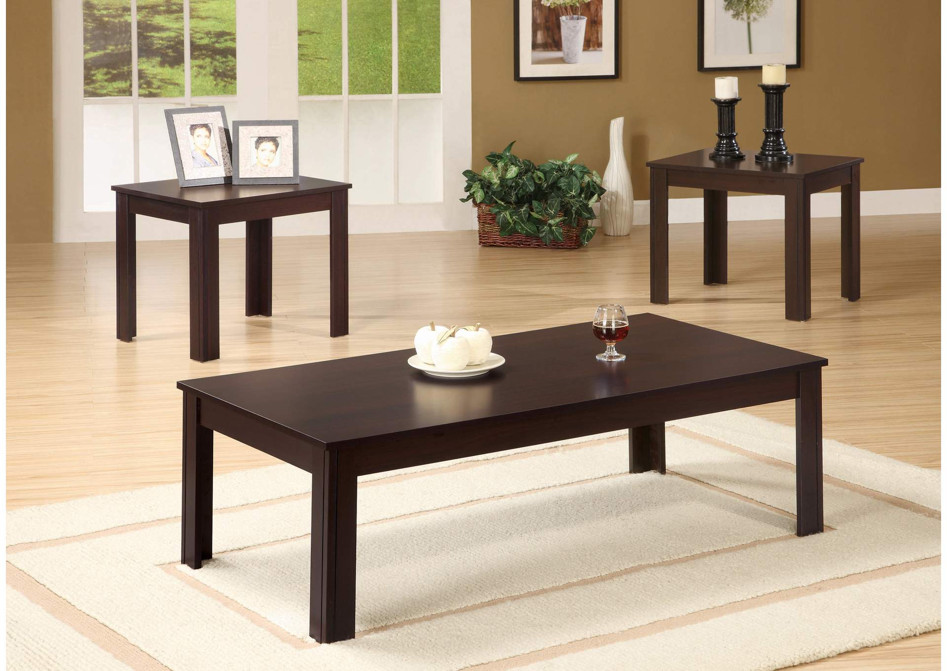 3pc Occasional Group,ABF Coaster Furniture