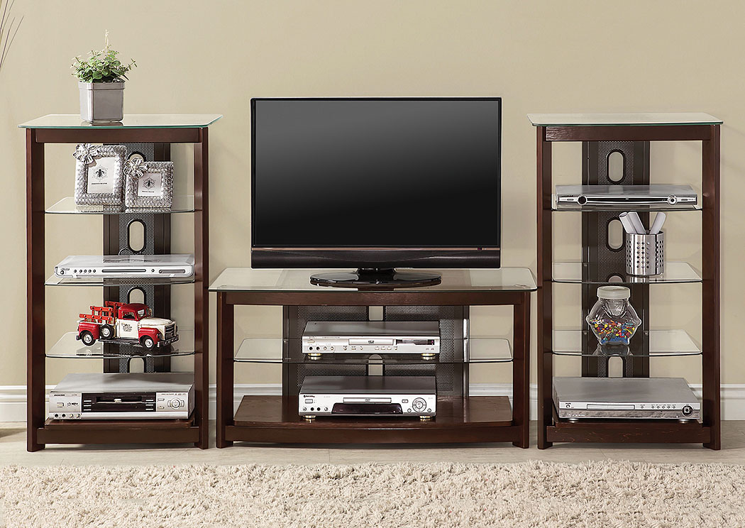 Coffee Entertainment Center,Coaster Furniture
