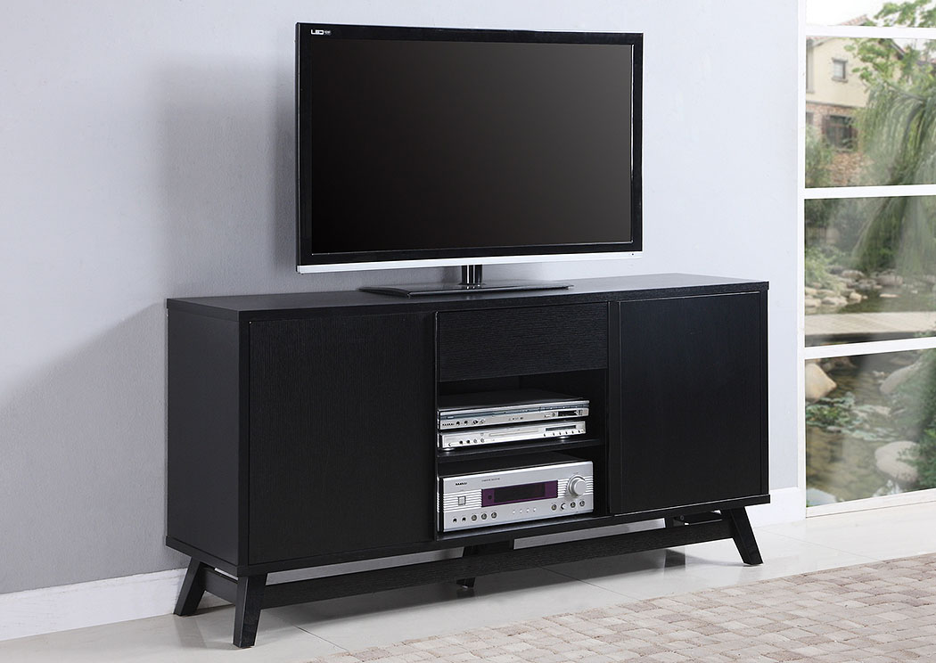 Black TV Console,ABF Coaster Furniture