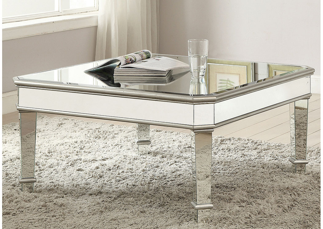 Davis Home Furniture Asheville Nc Silver Coffee Table