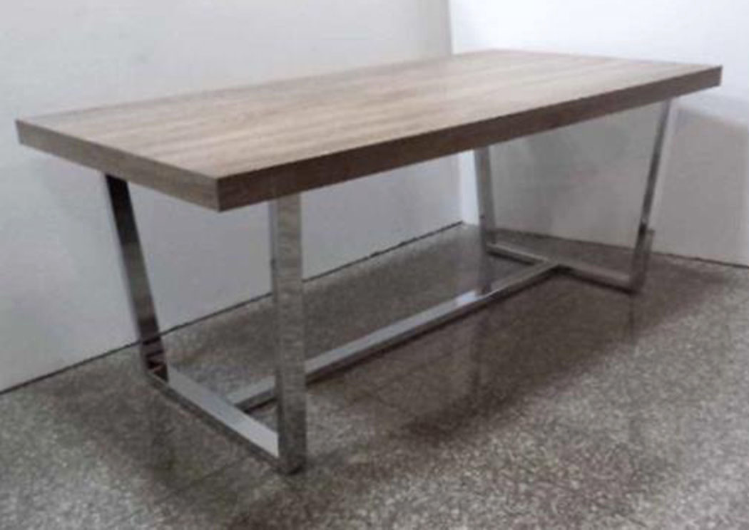 Overstock Furniture Langley Park Catonsville Alexandria Lanham Weathered Taupe Coffee Table